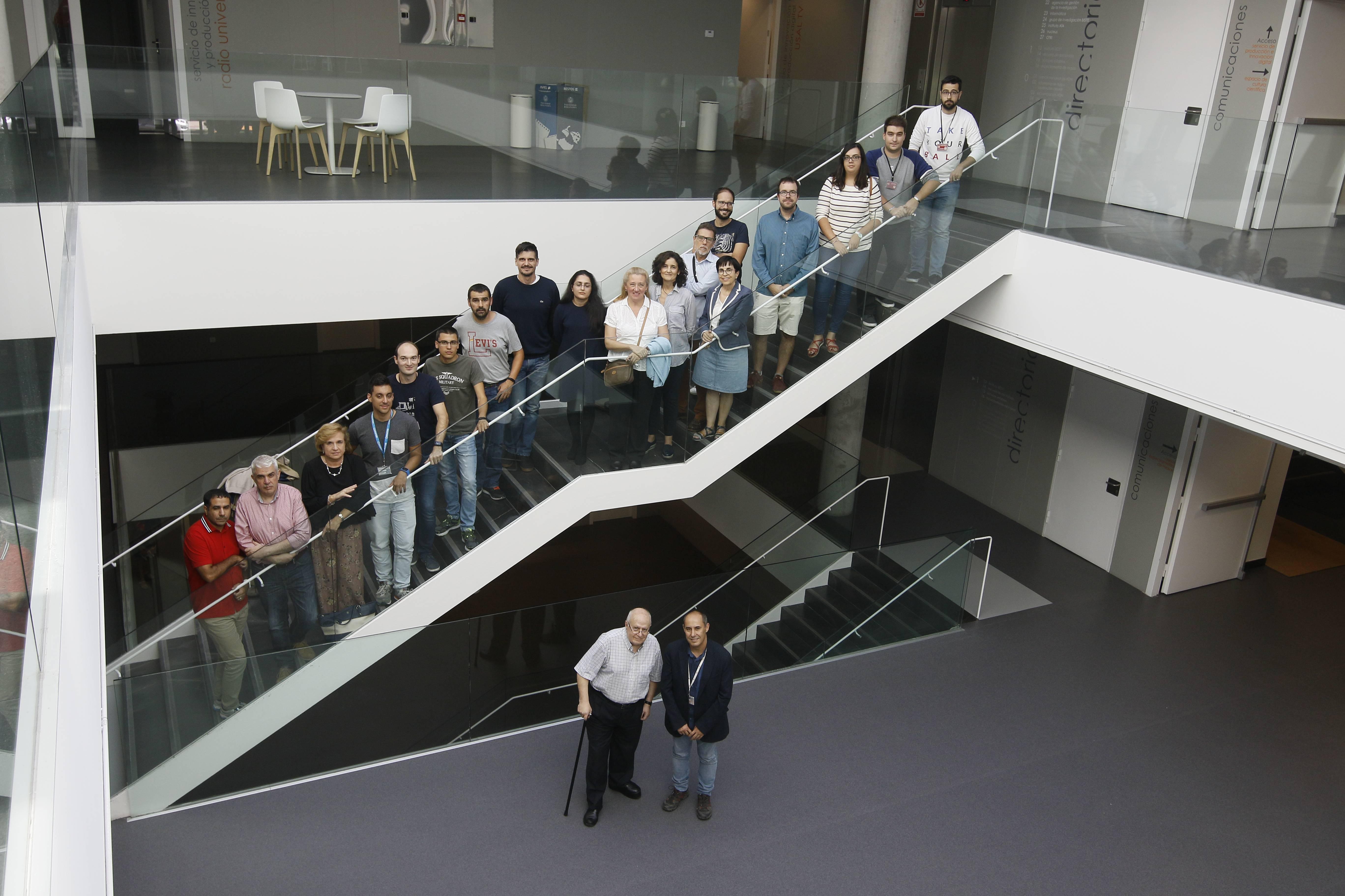 Edificio De Idi Reportaje Muy Salmantino De Investigacion Enrique Diez Fernandez