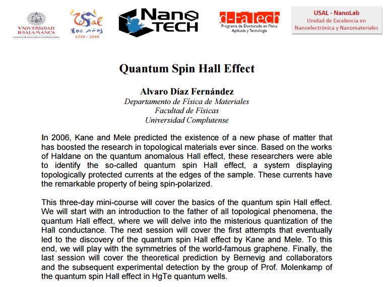 quantumhalleffect