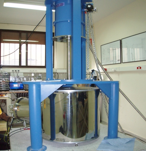 Cryofree Magnet