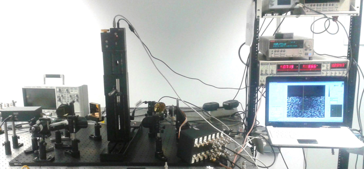 Terahertz Imaging System At 0.15 And 0.3THz