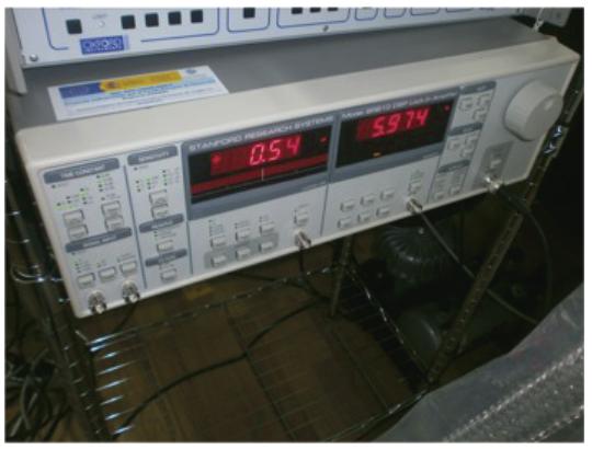 Amplificador De Tipo Lock-in Para Detectar La Señal Tras La Antena De LT-GaAs