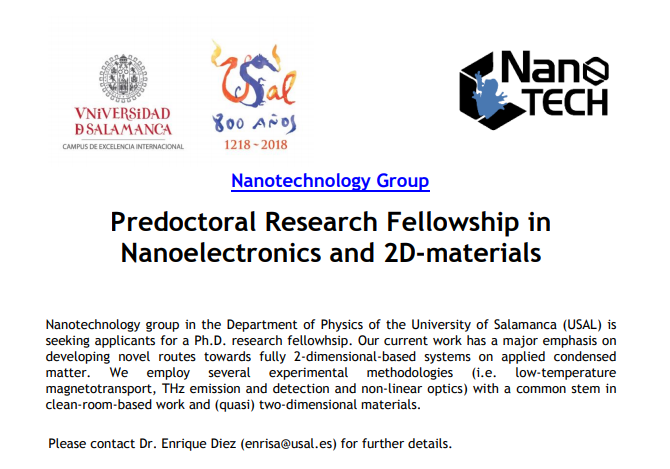 Predoctoral Research Fellowship